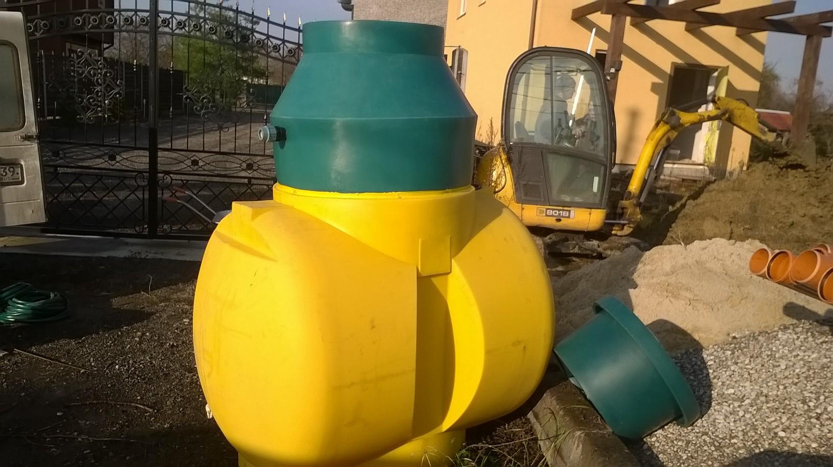 монтаж локальных очистных сооружений калининград